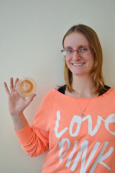 Photo of Sara Stricker